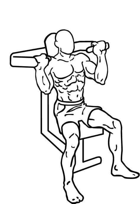 shoulder press diagram machine shoulder press shoulder exercise description and
