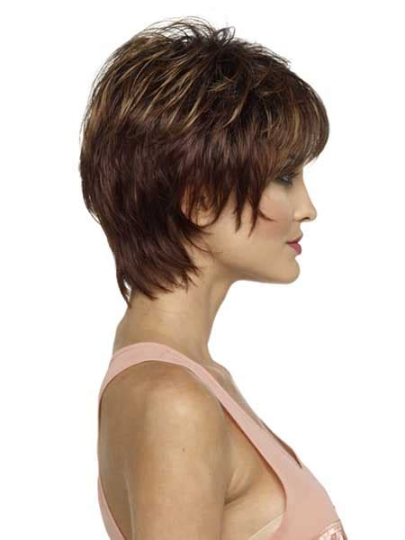 shaggy wedge hair cuts shaggy back wedge haircut short hairstyle 2013