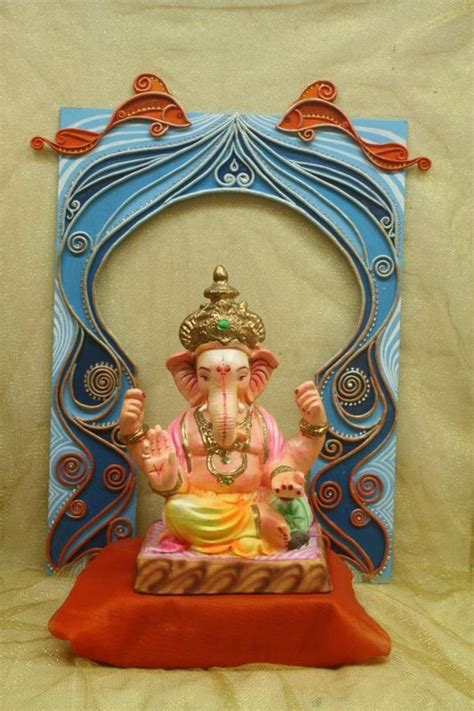Shree Ganesh Decoration by 10 Best Ganpati Decoration Images On Hobby