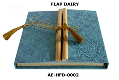 Handmade Diaries - handmade paper products handmade paper product