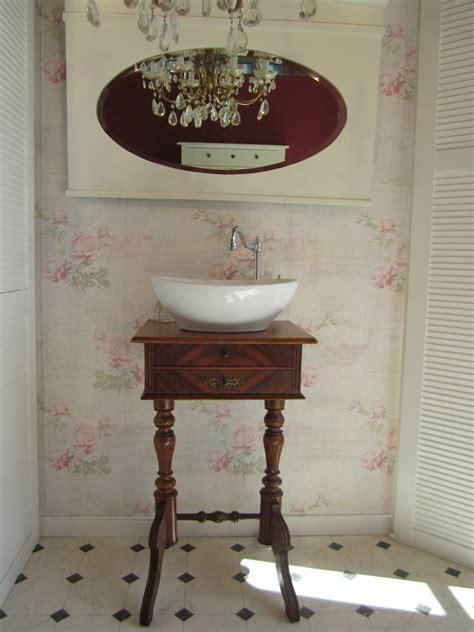 waschtisch antik antiker waschtisch im bad mit nostalgie wasserheimat