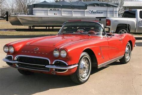 1962 chevrolet corvette for sale carsforsale com