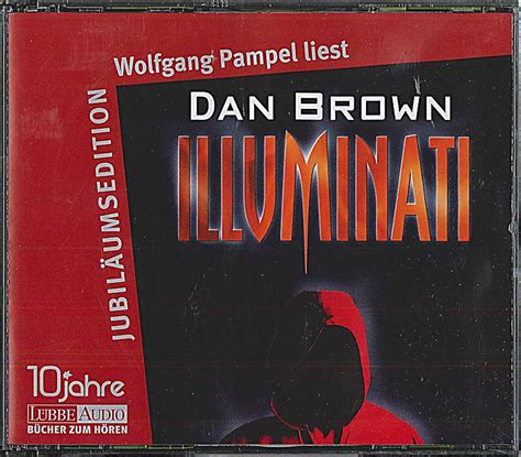 dan brown illuminati illuminati 6 audio cds h 246 rbuch dan brown weltbild de