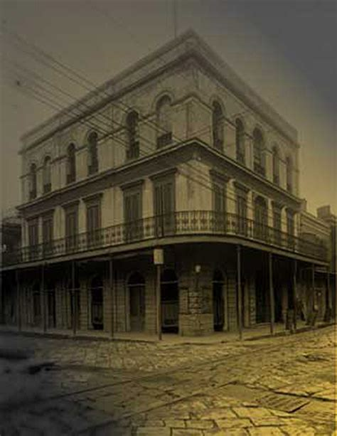 madame lalaurie house 10 of the most haunted spots in the united states the lalaurie mansion new orleans