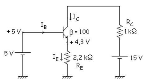 transistor fet como resistencia ingenier 237 a al d 237 a circuito con polarizaci 243 n de emisor