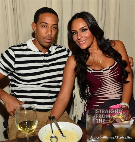 eudoxie ludacris girlfriend nationality boo d up ludacris throws fab birthday bash for eudoxie