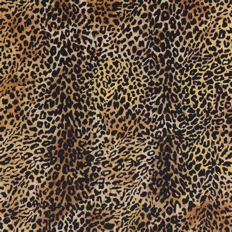 Leopard Upholstery Fabric by Microsan Leopard 2 Colour Mix Upholstery Fabrics