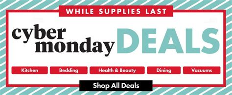 cyber monday bed bath and beyond cyber monday archives freebies2deals