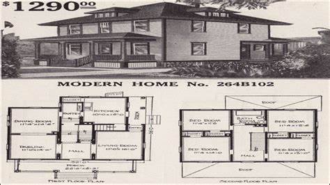 sears homes floor plans sears foursquare house plans 1900 1910 foursquare house