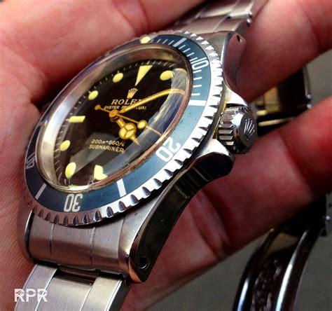Rolex Polieren Oder Nicht by Vintage Rolex Ein Leitfaden Teil 2 Luxify Das