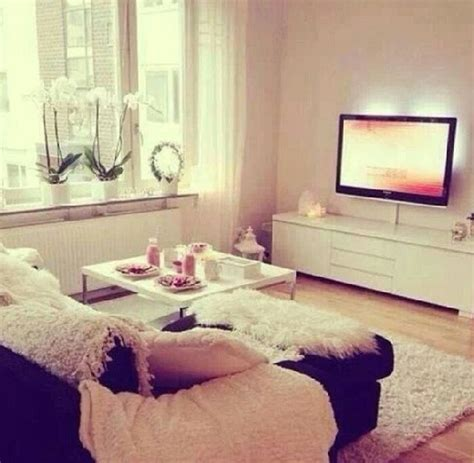 cute apartments cute little living room set up the single life