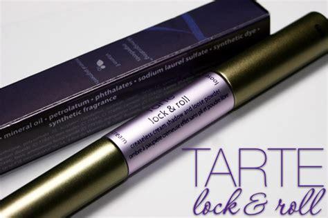 Tarte Lock Roll Eyeshadow Duo by Back To School With Tarte Lock Roll Creaseless