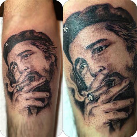 communist tattoo designs che guevara el che ernesto guevara de la serna cuba arte