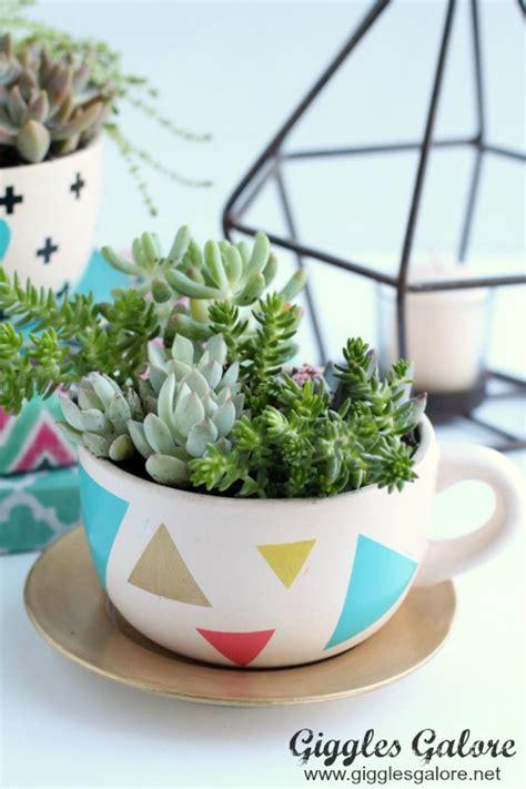 Diy Tea Cup Succulent Planters Succulent Planter Diy