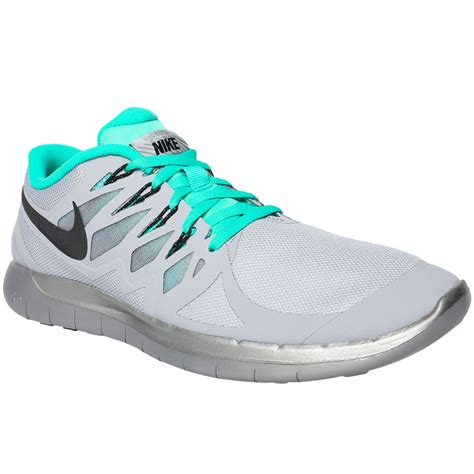 nike free 5 0 shoes nike free 5 0 flash s shoes silver gray jade