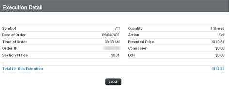section 31 fees zecco free trades broker review part 2 corrections