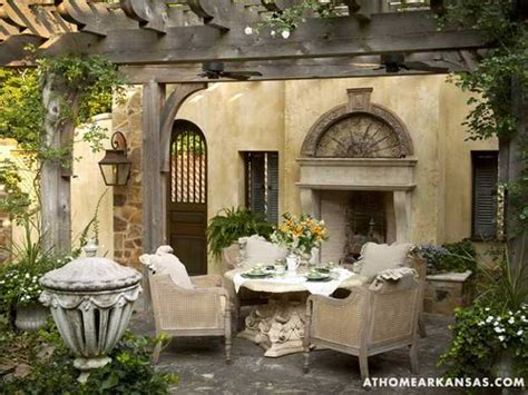 backyard styles beautiful backyard ideas and garden design blending classic english and french styles