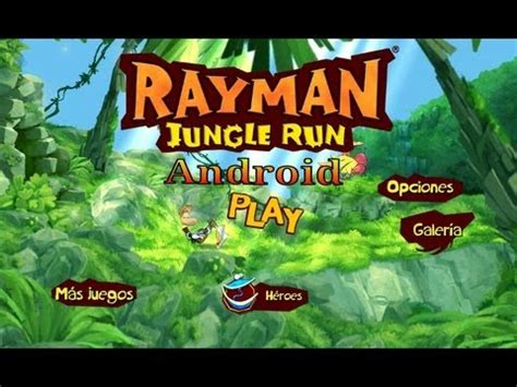 rayman jungle run apk rayman jungle run v2 1 1 apk android descarga dato
