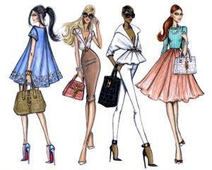 para las chicas es indispensables tener una moda exclusiva para boceto y figur 237 n 1 186 paso para el dise 241 ador blog de dsigno