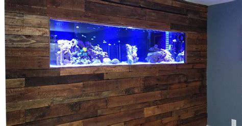 cuisine best ideas about wall aquarium on fish tank wall pallet board wall with salt water aquarium our favorite