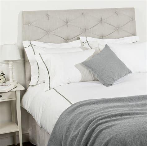 grey linen bedding 500 thread cotton sateen grey row cord bed linen