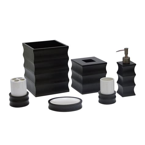 Black Bathroom Accessory Set 13 Bathroom Accessories To Make A Stunning Look Of Your Bathroom Homeideasblog