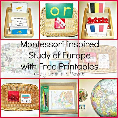 montessori printables uk 35 best unit europe images on pinterest european