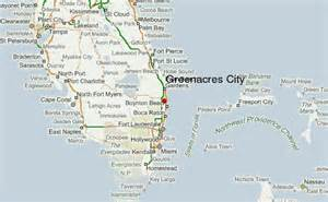 greenacres florida map greenacres city location guide