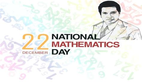 national mathematics day  images poster wallpapers