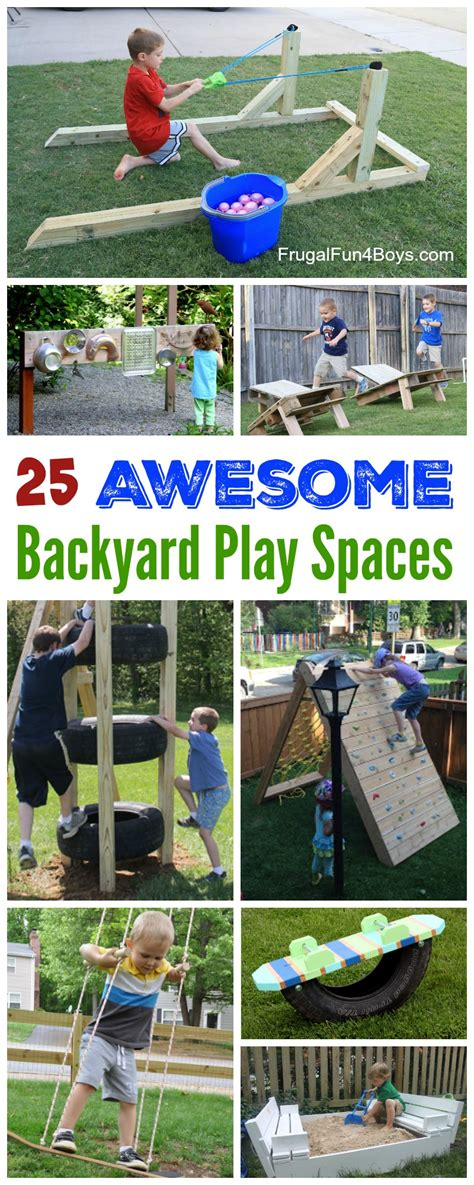 backyard climbing toys the best backyard diy projects for your outdoor play space