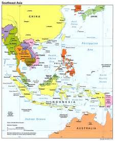 map cities and towns maps of asia and asia countries political maps
