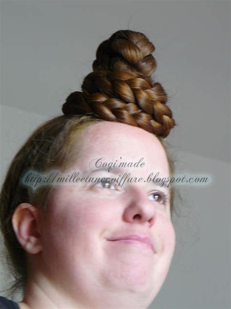 Idã E Coiffure Cheveux Mi by Id 233 E Coiffure Cheveux Mi Chignon Julypaulaviola