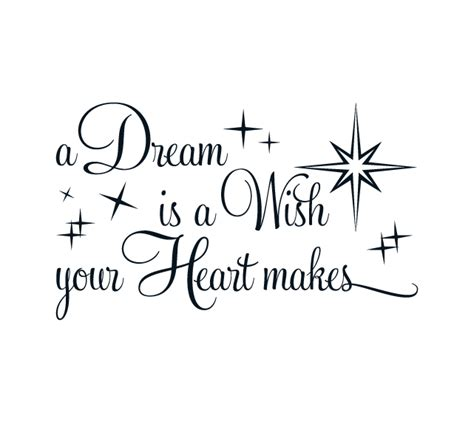 a dream is a wish your heart makes tattoo a is a wish your makes diy projects