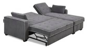 King Size Sofa Bed Augustine King Size Sofa Bed Moon Grey By Serta Lifestyle