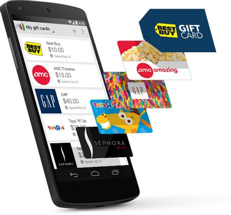 google wallet adds support for gift cards and p2p payments nfc world - Google Wallet Gift Cards