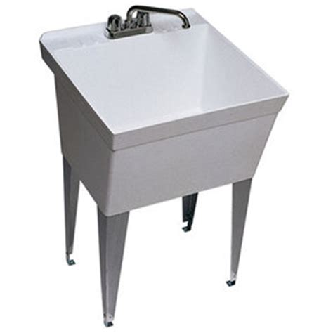 swanstone veritek drop in laundry sink swanstone laundry sink