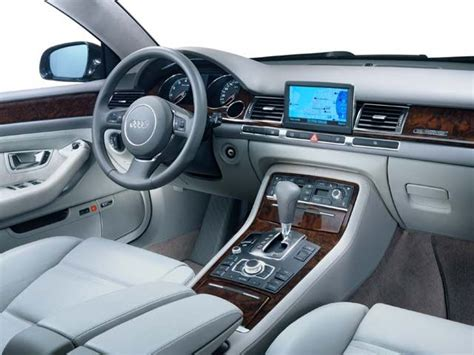 how make cars 2003 audi a8 interior lighting 2003 audi a8 first look review european car magazine