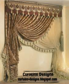 Unique Valances Window Treatments - curtain designs