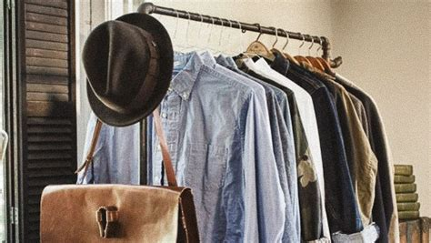 mens minimalist wardrobe how to build a capsule wardrobe for men