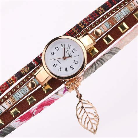 Duoya Jam Tangan Fashion Wanita Dy066 duoya jam tangan fashion wanita dy066 brown jakartanotebook