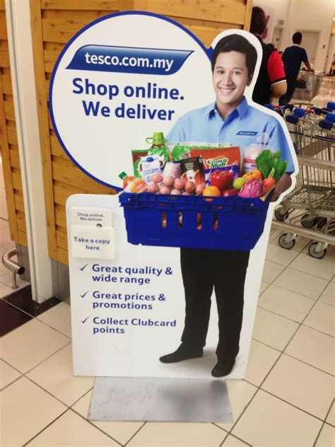 Tescos New Ff Range Just Gets Better by A Closer Look At Tesco Shopping Setup And