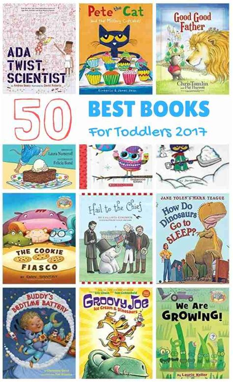 best picture books 50 best books for toddlers 2017 children s books 2017