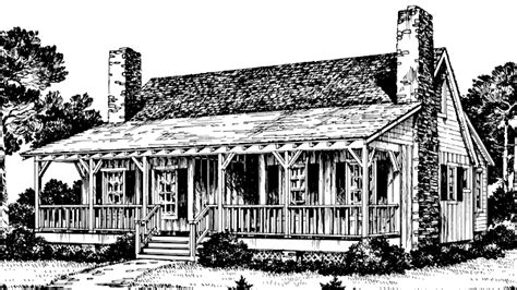 Cracker House Plans dogtrot william h phillips southern living house plans