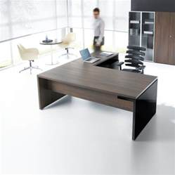 Ultra Modern Office Desk Ultra Modern Executive Black Desk Ambience Dor 233
