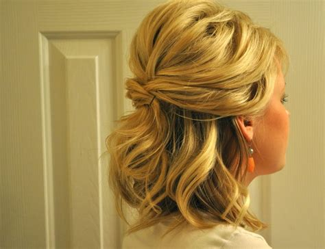 wedding hairstyles for medium length hair half up updos for medium hair half up half down half up half down
