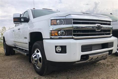 2019 Chevrolet Silverado 3500 by 2019 Chevrolet Silverado 3500hd A Trim Comparison Auto
