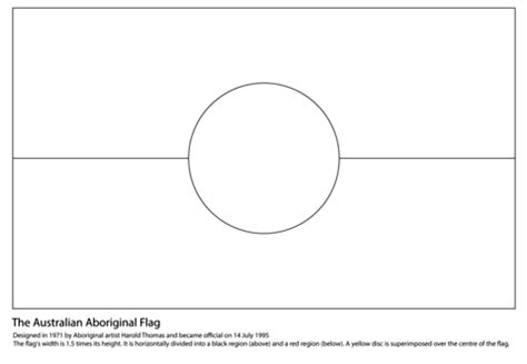 aboriginal templates printable australian aboriginal flag coloring page free printable