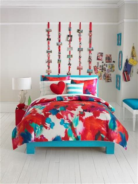 ribbon comforter teen bedroom bedrooms and ribbons on pinterest