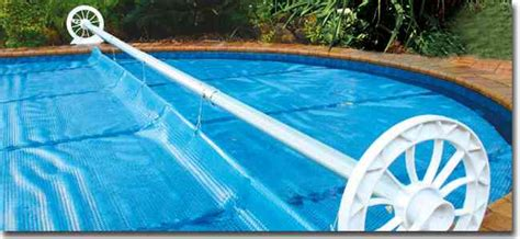 Solar Blanket Pool Cover by Swimming Pool Covers
