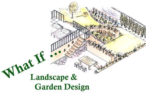 Landscape Definition Graphic Design What If Landscape And Garden Design Garden Design